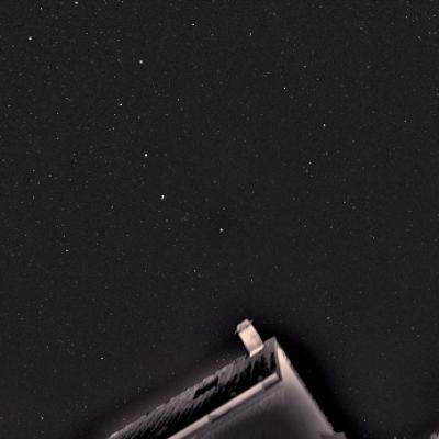 Satellites et étoiles filantes