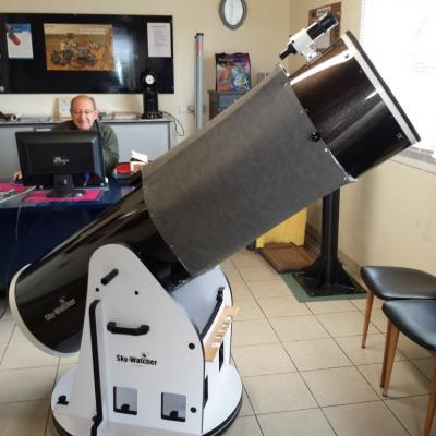 Sky-Watcher Dobson Flex Tube 400/1800