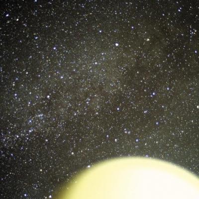 La voie lactée notre galaxie