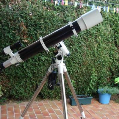 Lunette Skywatcher 120/1000