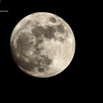 Lune et planètes