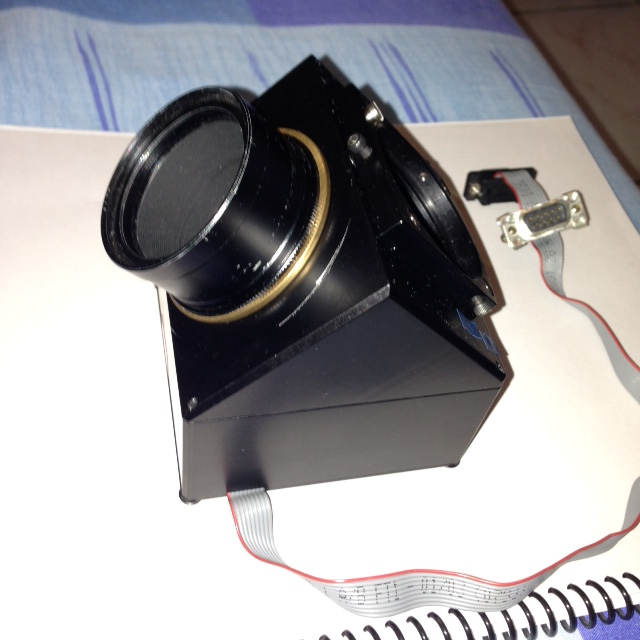 SYSTEME AO-7 SBIG ST2000