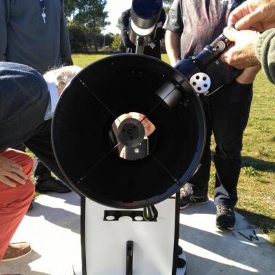Dobson 250mm Skywatcher