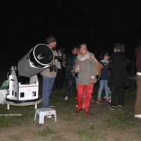 Nuit des étoiles à Cussac-Fort Médoc
