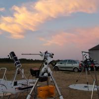 Préparation matériel nuits des étoiles 2018