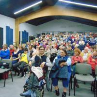 conférence du club salle culturelle de Vendays-Montalivet février 2019