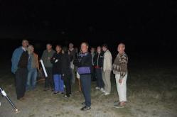 Nuits des étoiles 2013 environ 20 visiteurs