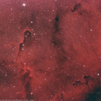 ic1396 par Etienne club astro de Royan