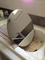 Nettoyage du miroir primaire