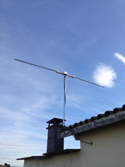 Antenne pour la Radioastronomie