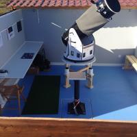 Intèrieur de l'observatoire