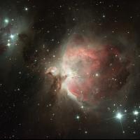 Les merveilles du ciel d'hiver la nébuleuse d'Orion