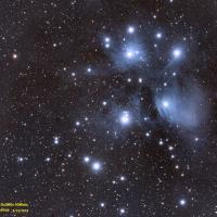 M45 Les Pleiades 3/12/2019