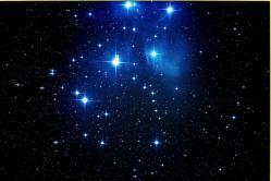 M45 les Pleiades AstronomieClubMédocain 23/10/2014