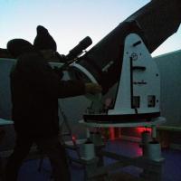 Soirée à l'observatoire 14 avril 2018