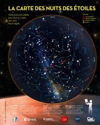 Nuits des étoiles 2016 Vendays-Montalivet, à partir de 20H45